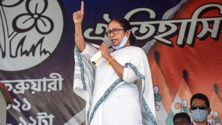 ममता बनर्जी ने विपक्षी नेताओं को लिखी चिट्ठी, बीजेपी के खिलाफ एकजुट होने की अपील की